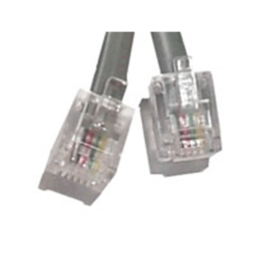 Connection cable optiPoint RJ11/RJ11 and optiset E and optiPoint 500 Workpoints