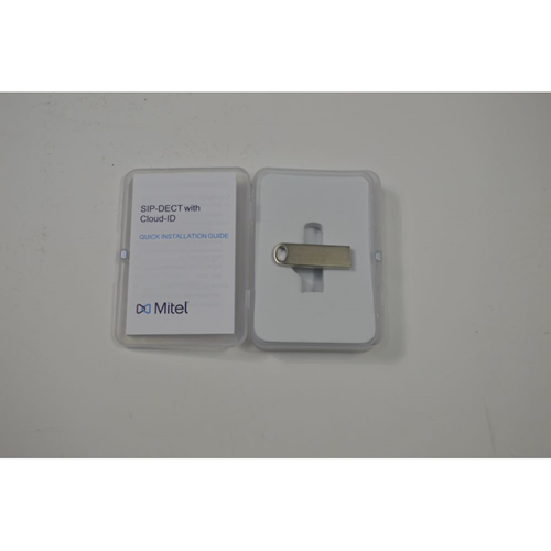 USB Stick for SIP DECT Cloud ID