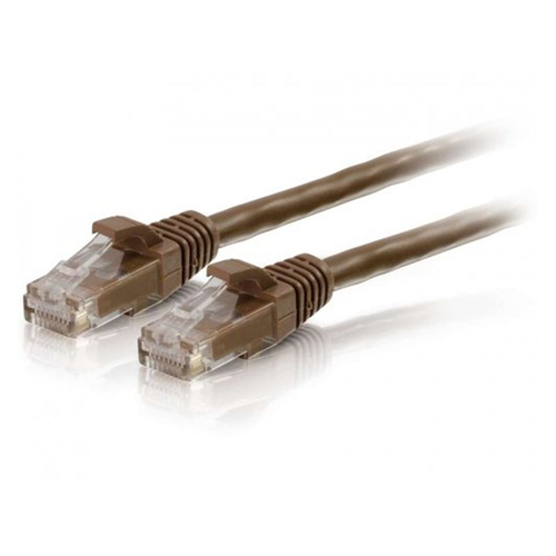 UTP CAT6 patchcable brown 1,50 m