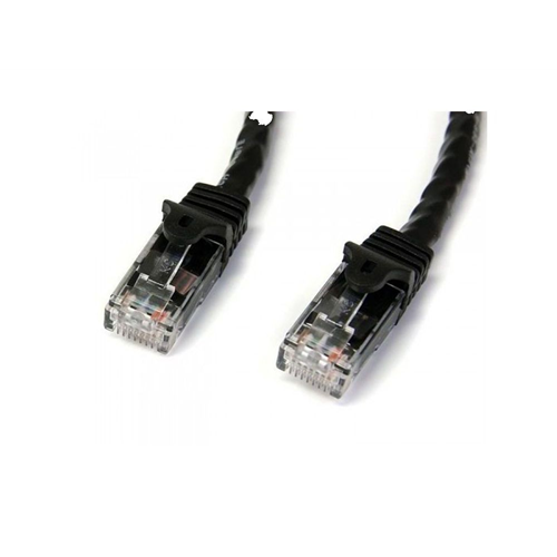 UTP patchcable black 0.5 m