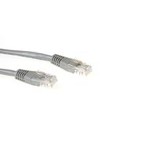 UTP patchcable grey 1 m