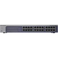 24PT FE UNMANAGED SWITCH