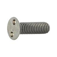 4xRVS securety screw M4x10mm