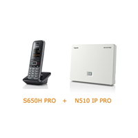 N510 IP PRO base with S650H PRO handset