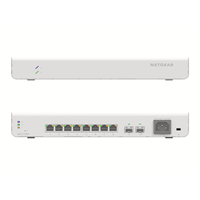 Insight GC510P 8-poorts smart cloud switch PoE