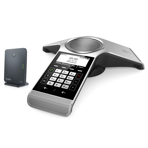 Yealink CP930W & W60B DECT IP Conference Phone